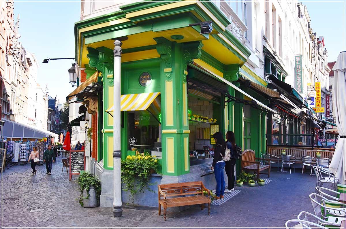 anversa waffle dove e cosa mangiare in belgio food blogger kiki tales viaggio travel bruxelles pranzo