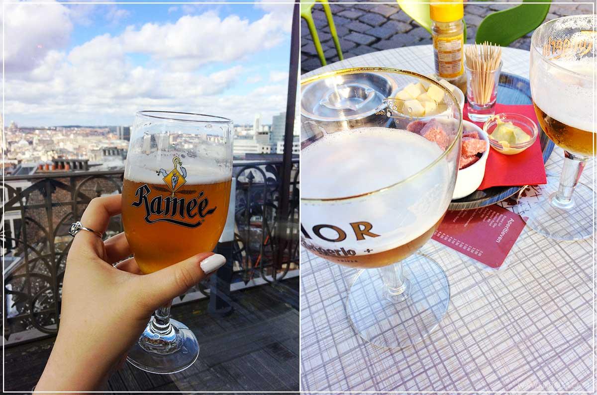 delirium cafe dove e cosa mangiare in belgio food blogger kiki tales viaggio travel bruxelles pranzo