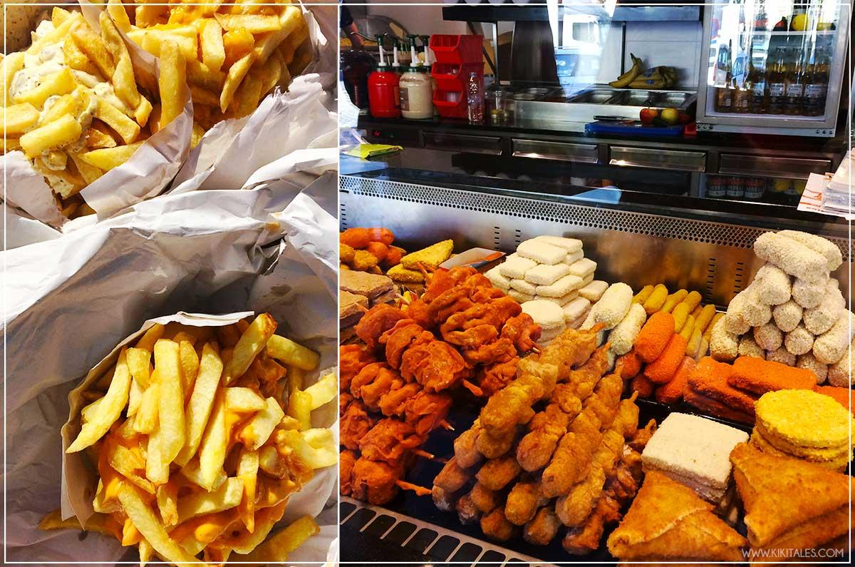 fritto gent dove e cosa mangiare in belgio food blogger kiki tales viaggio travel bruxelles pranzo