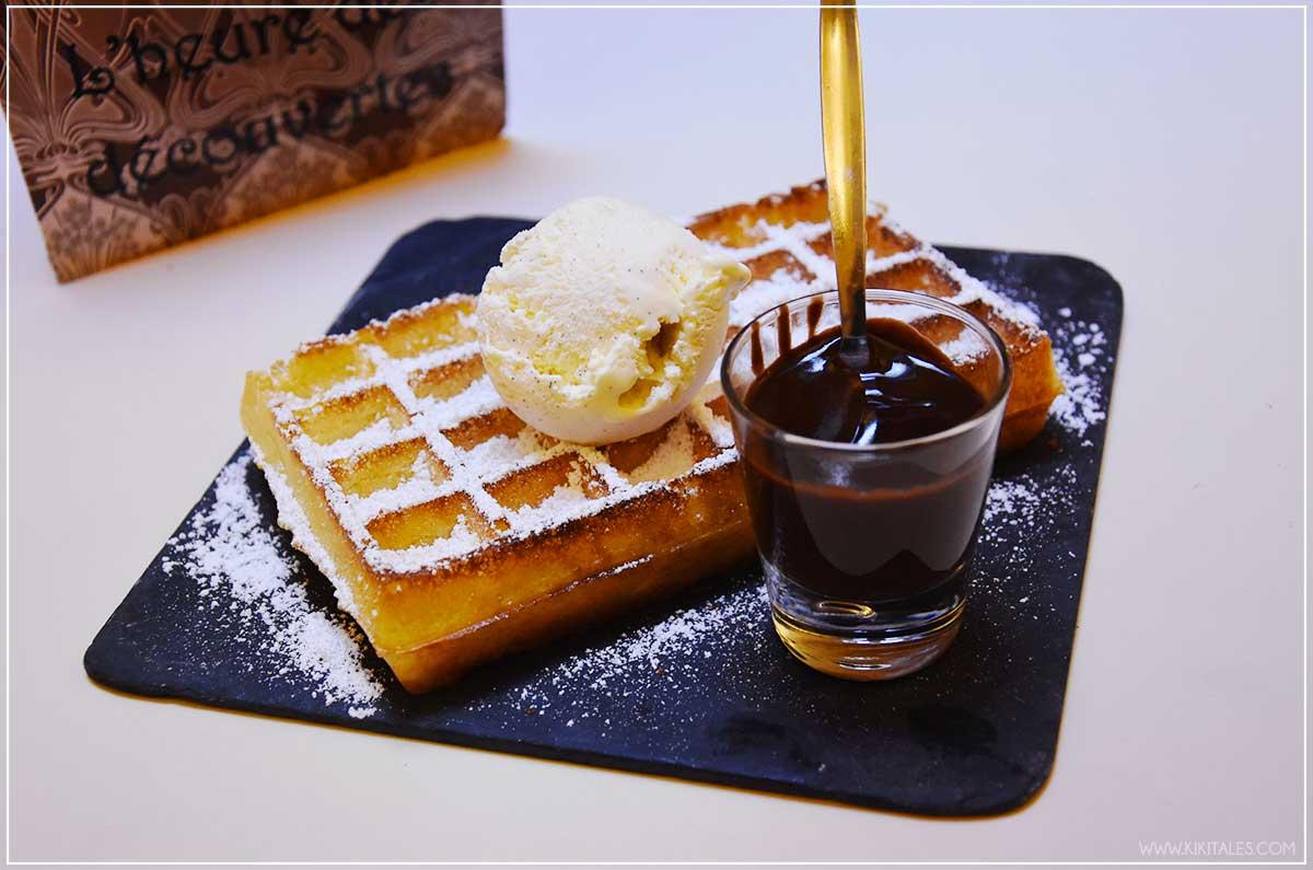 mokafe dove e cosa mangiare in belgio food blogger kiki tales viaggio travel bruxelles pranzo