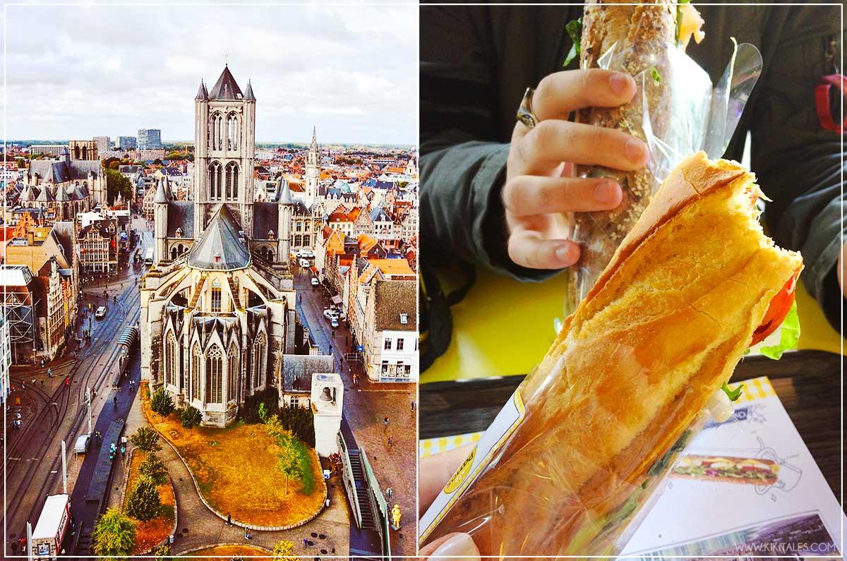 panos dove e cosa mangiare in belgio food blogger kiki tales viaggio travel bruxelles pranzo