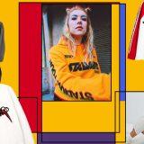 tendenza trend felpe delle band logo brand kiki tales