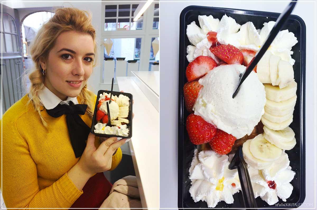 waffle bruges dove e cosa mangiare in belgio food blogger kiki tales viaggio travel bruxelles pranzo