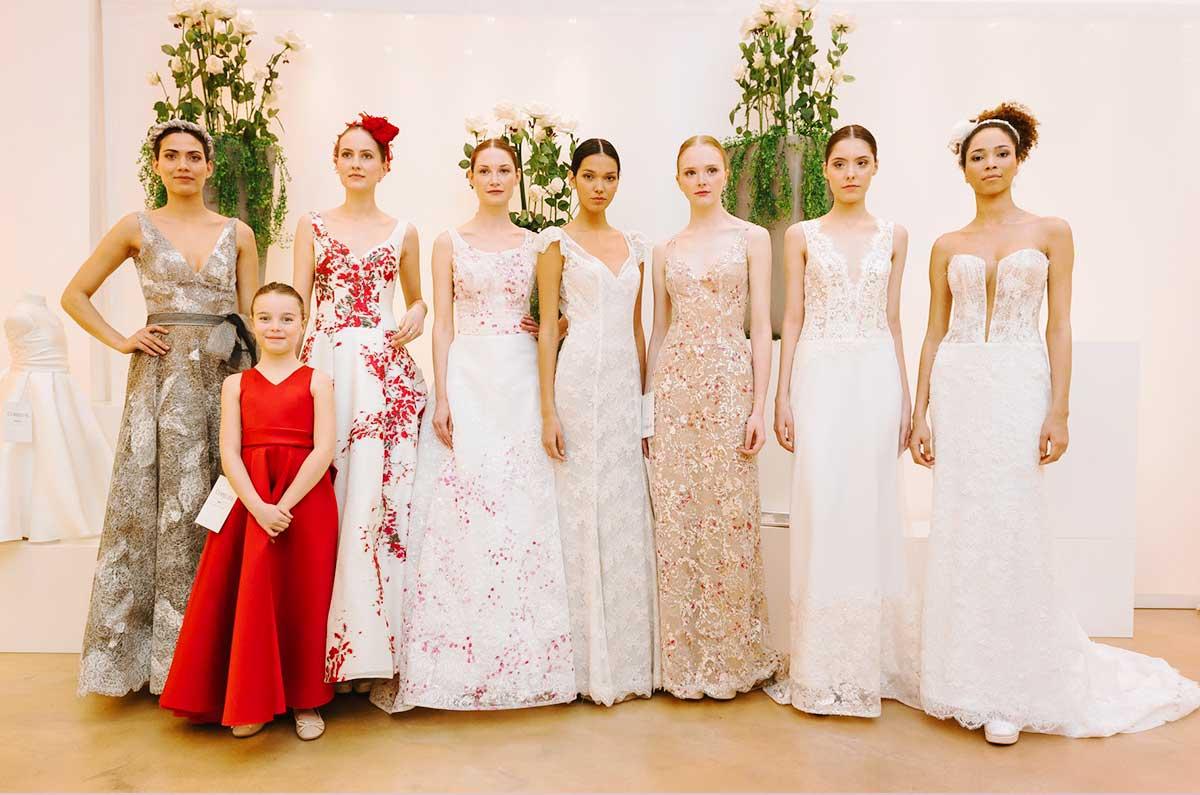 collezione abiti da sposa parigini cymbeline paris 2019