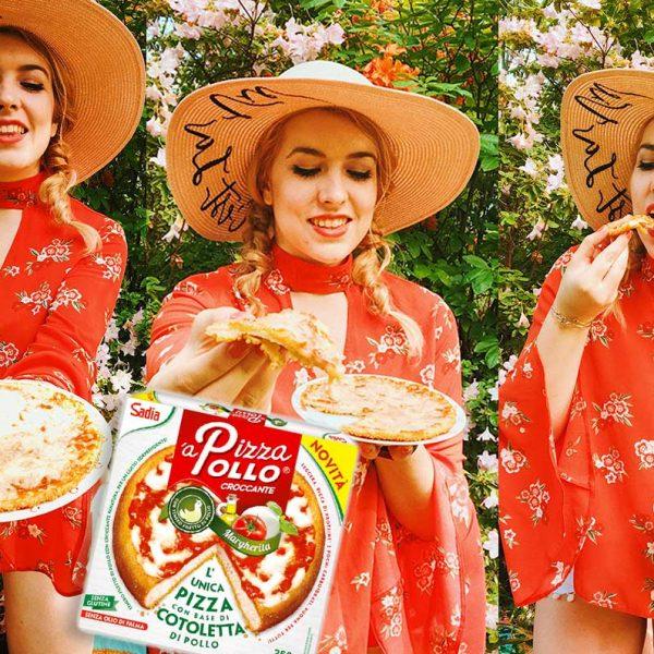 apizzapollo pizza celiaca con la cotoletta