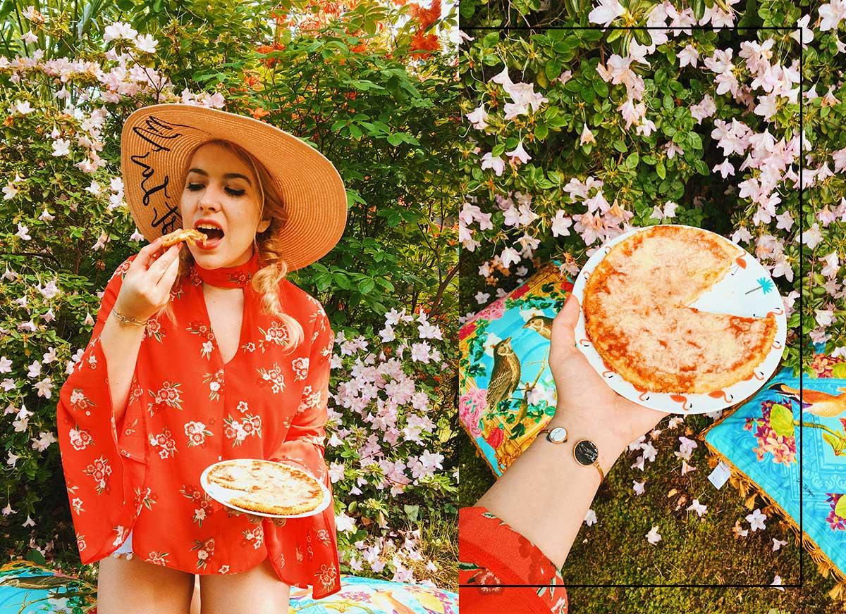 come cucinare apizzapollo pizza celiaca con la cotoletta