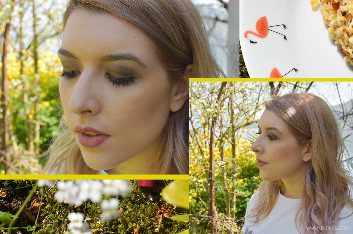 make up avril swatches review