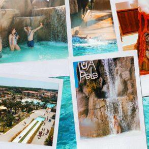 Acqua Park con gli amici Acqua Village Cecina