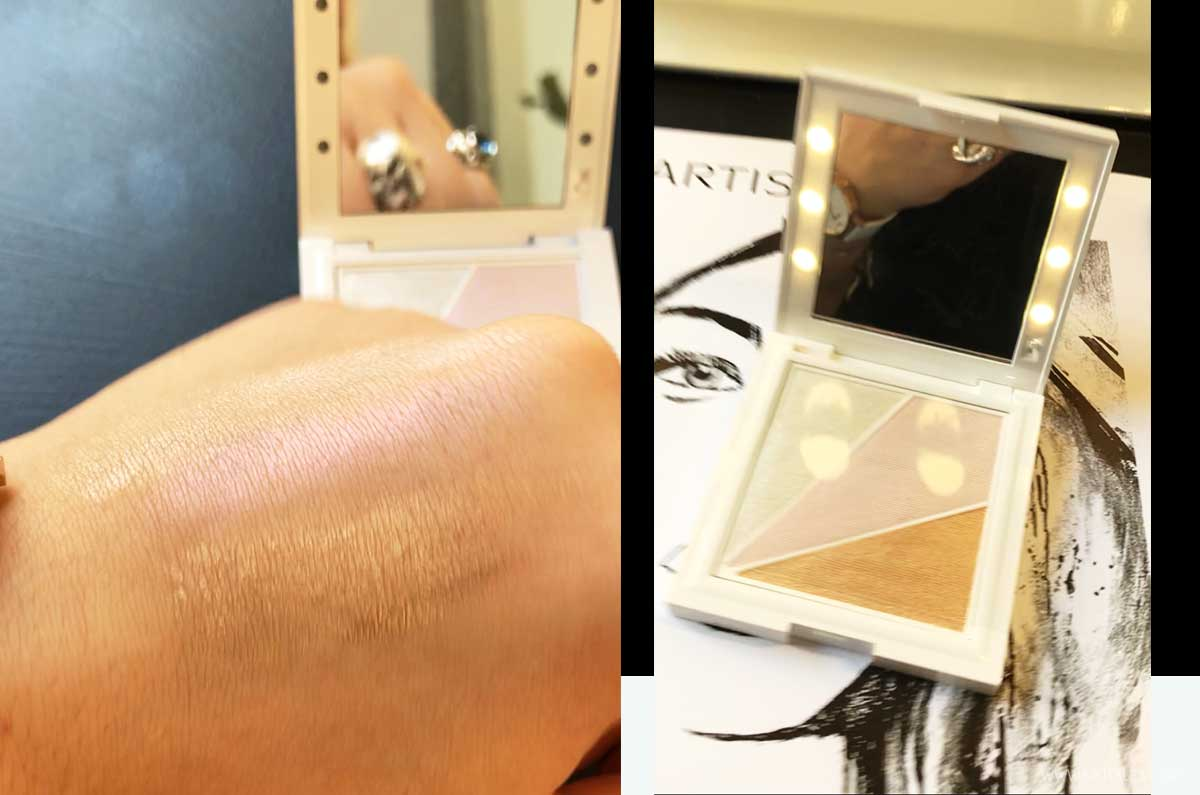 illuminante artistry studio nyc edition swatches e review