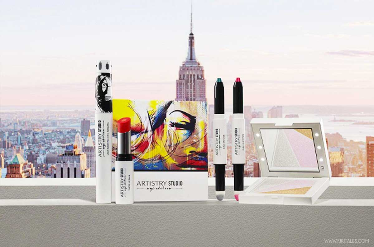 linea artistry studio nyc edition swatches e review