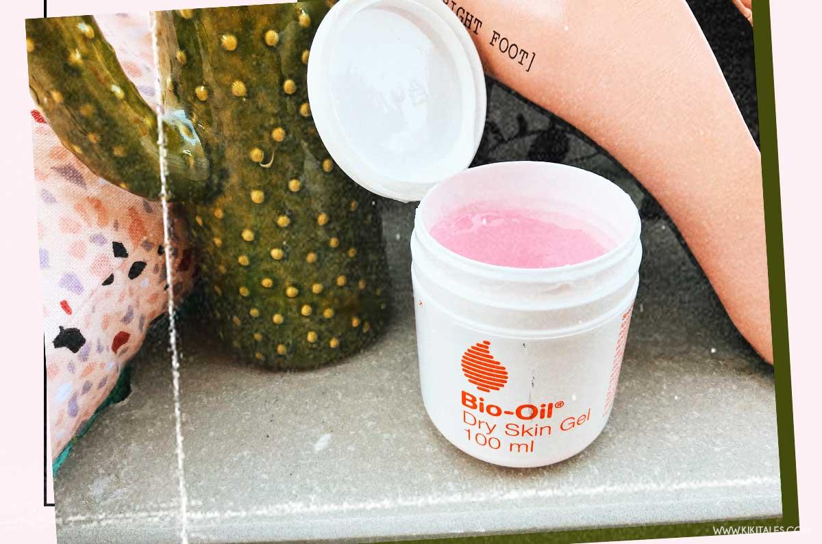 Nuovo Bio Oil Gel Pelle Secca - Dry Skin Oil