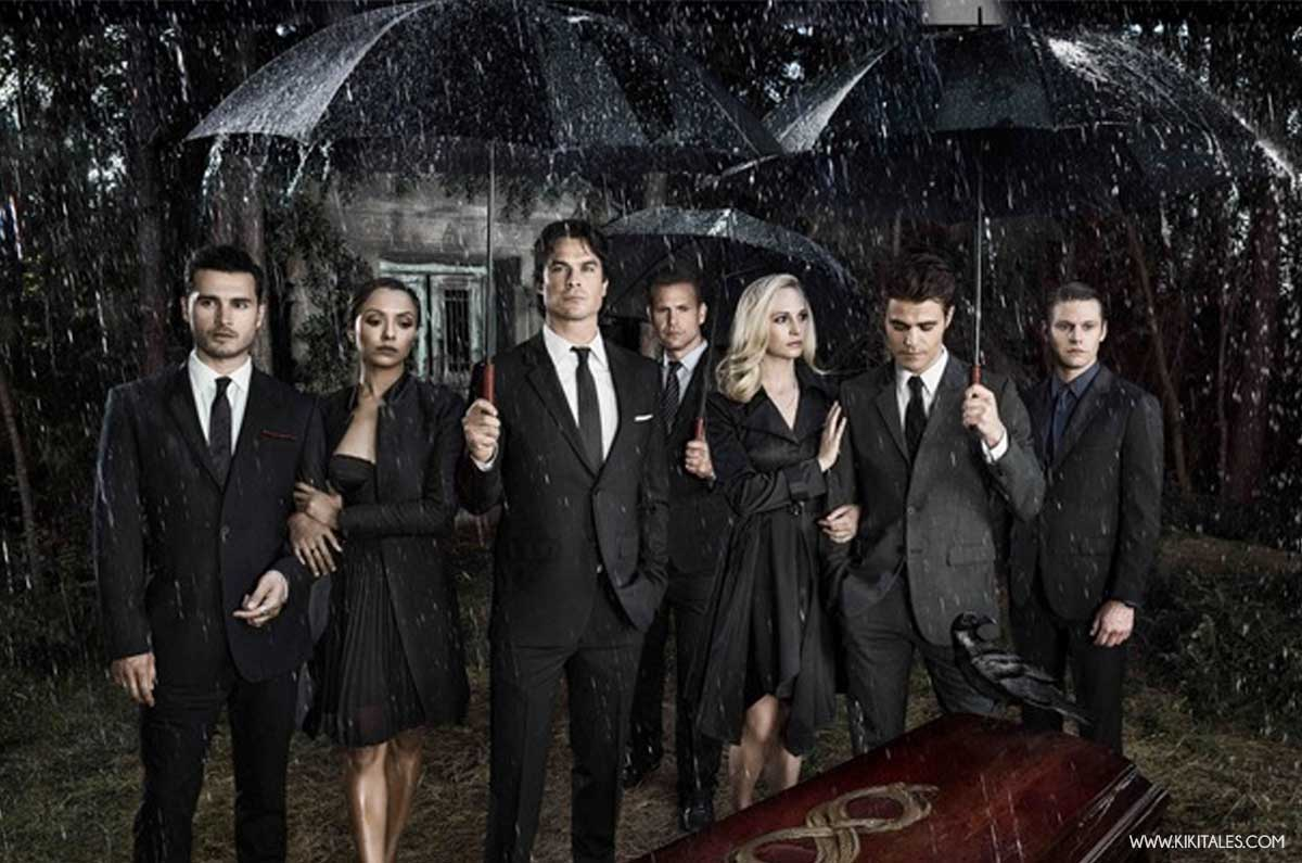 serie tv simili a The Vampire Diaries da vedere