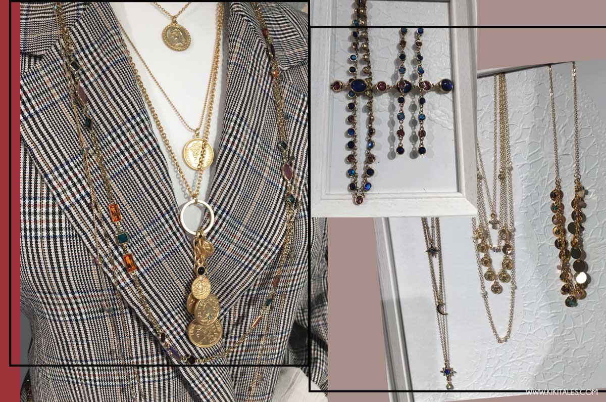 accessori vintage per l'autunno inverno 2019 rosa Bijou Brigitte
