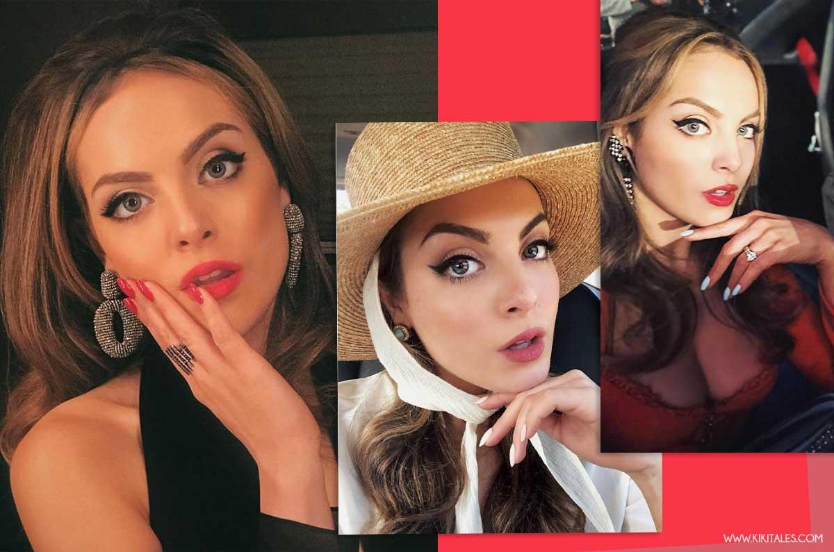 copia il make up di Fallon Carrington Dynasty Netflix