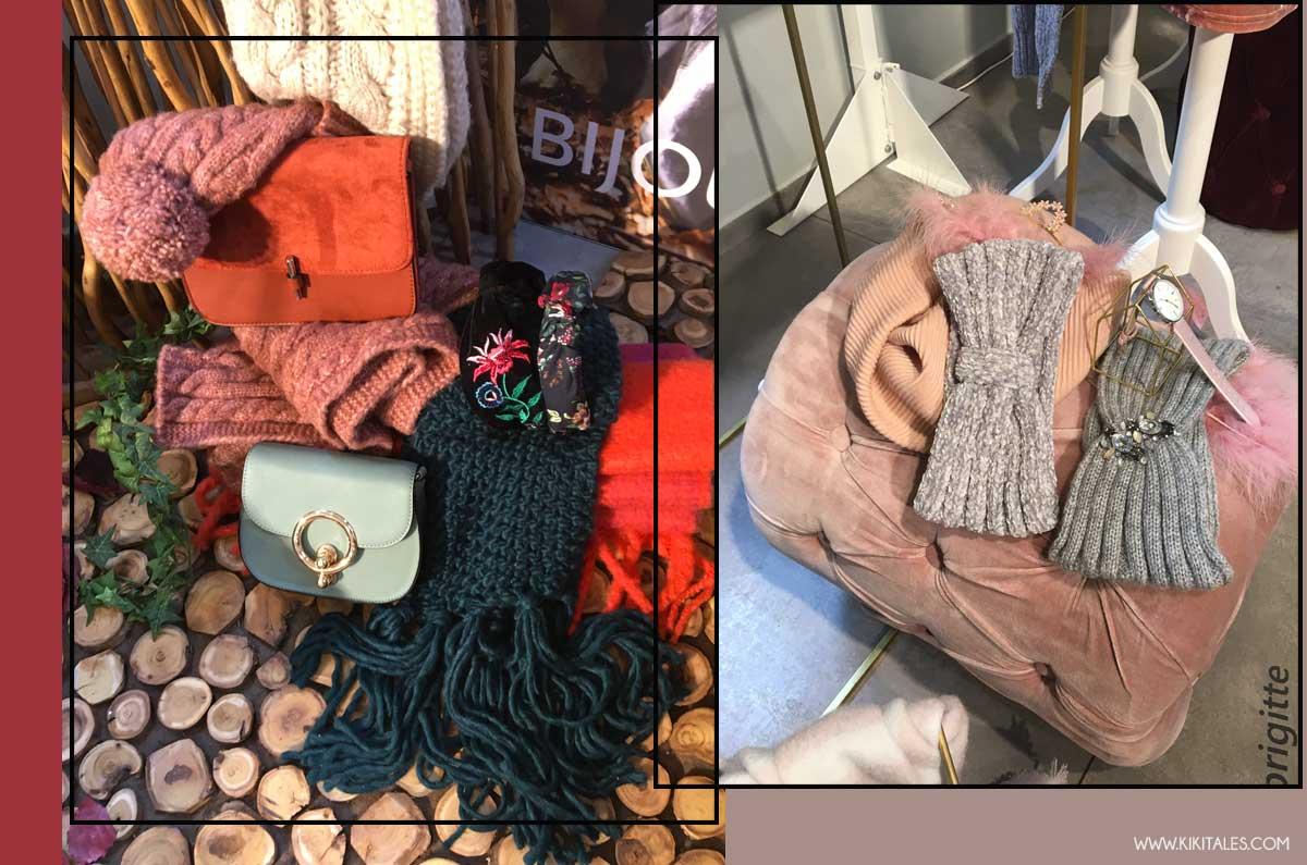mini bag e fascia per i capelli sono accessori immancabili per la stagione