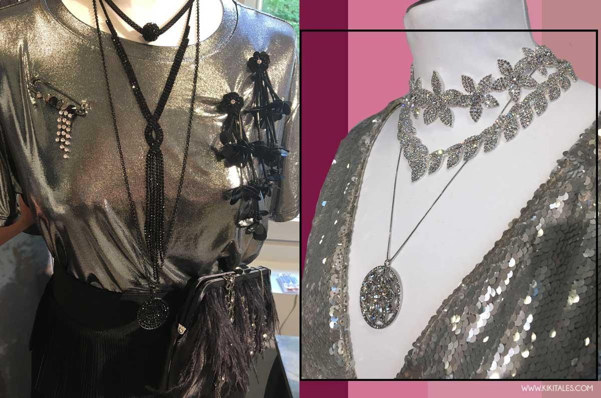 trend accessori autunno inverno 2019 brillante per capodanno Bijou Brigitte