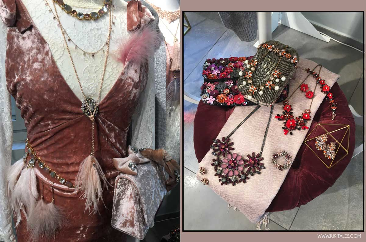 trend accessori autunno inverno 2019 rosa Bijou Brigitte