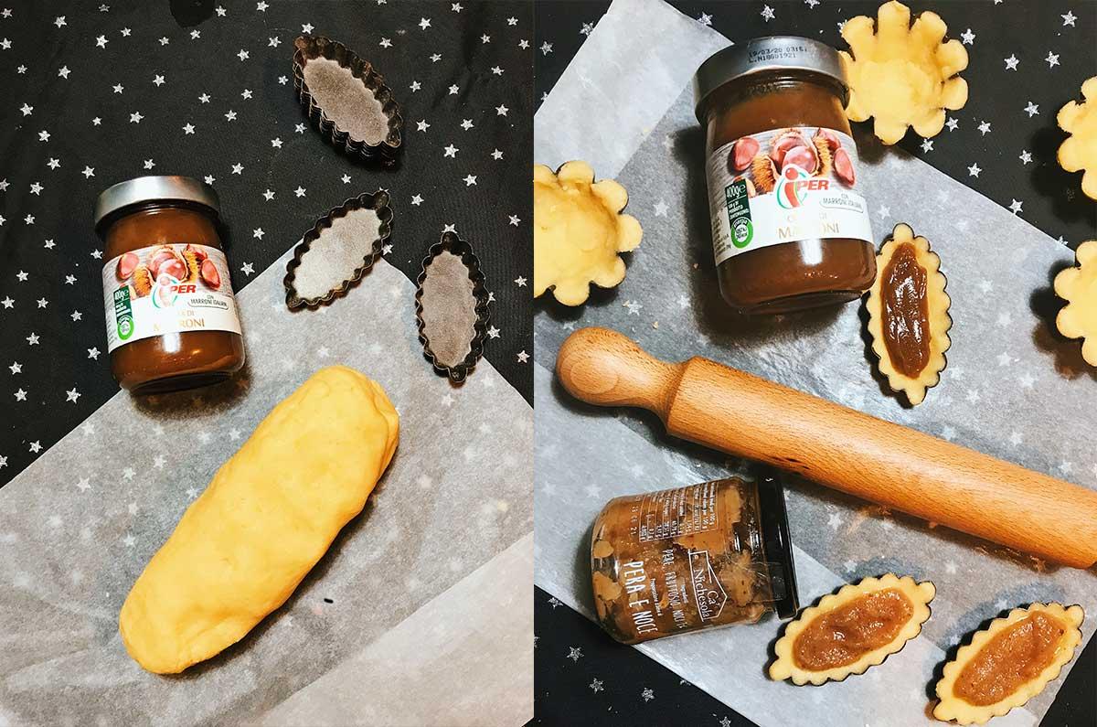 ricetta facile e veloce crostata senza glutine Iper la Grande i