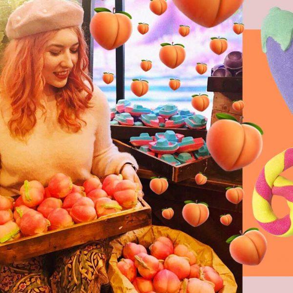 collezione limitata emoji di san valentino lush