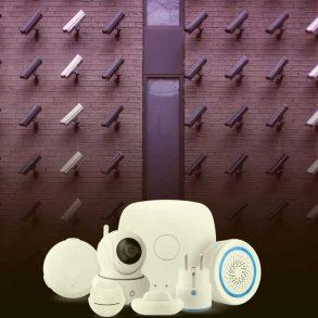 sicurezza in casa con live protection