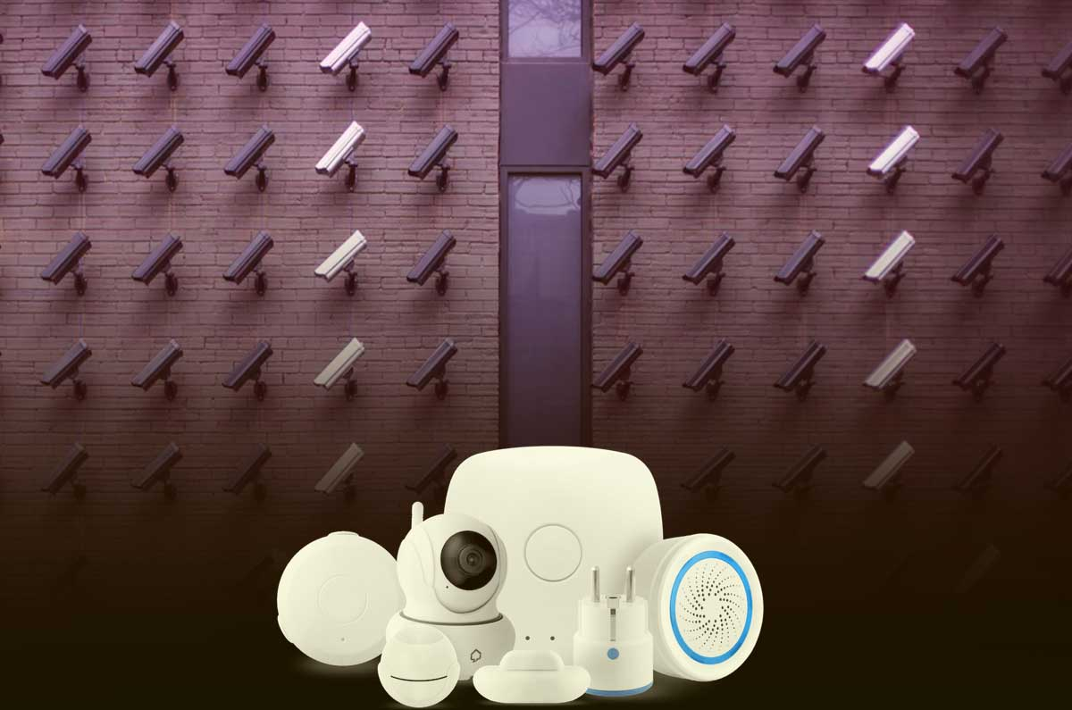 sicurezza in casa con live protection