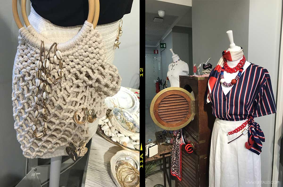 trend accessori navy
