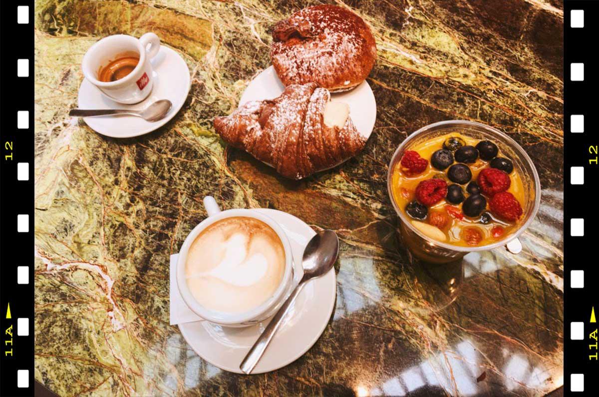 colazione da Iper La grande i Arese