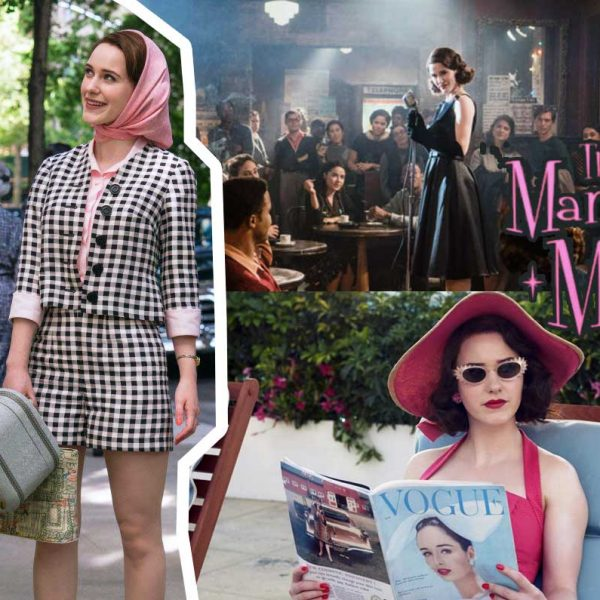 copia il look di Mrs Maisel