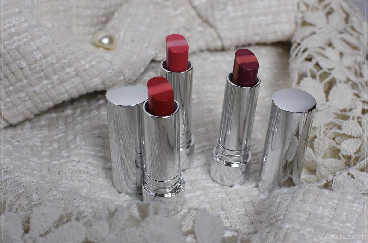 Double ecstasy lipstick Fairy Sins linea make up di Paolo Guatelli