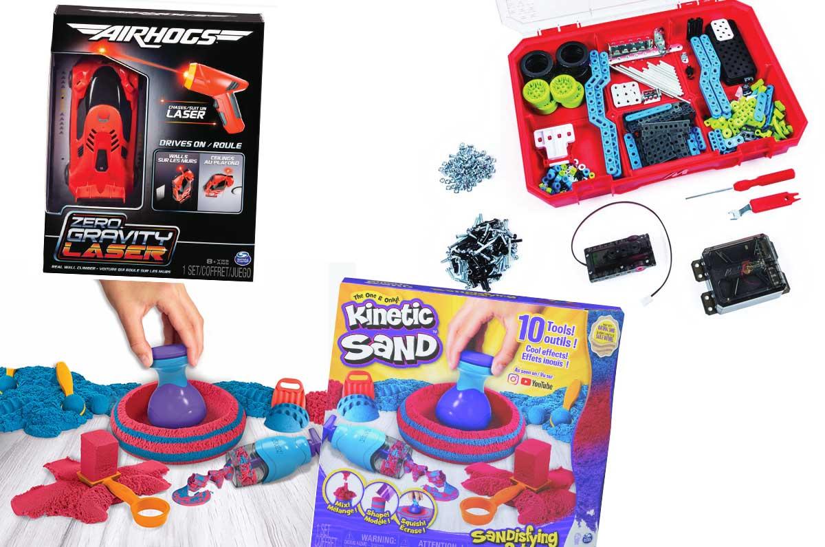 giochi per far sentire adulti i più piccoli e i grandi più bambini