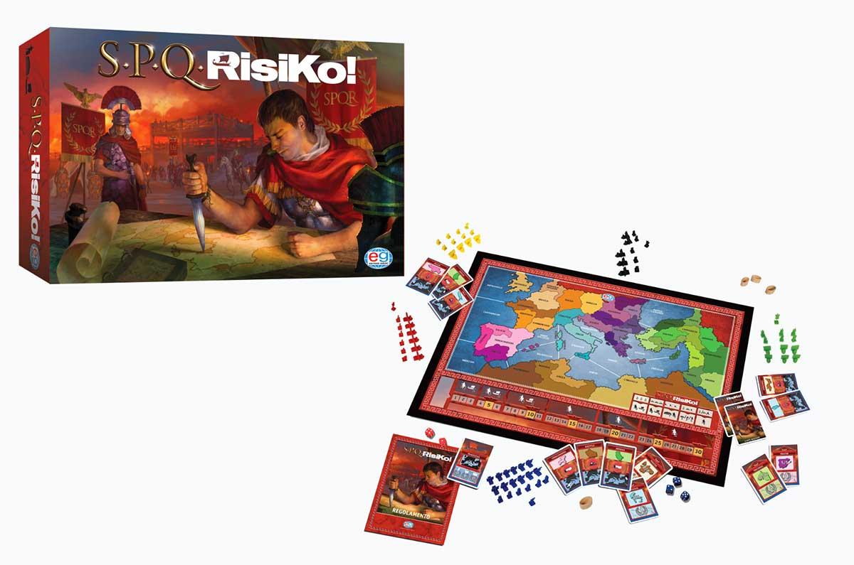 i grandi classici giochi da tavolo per Natale