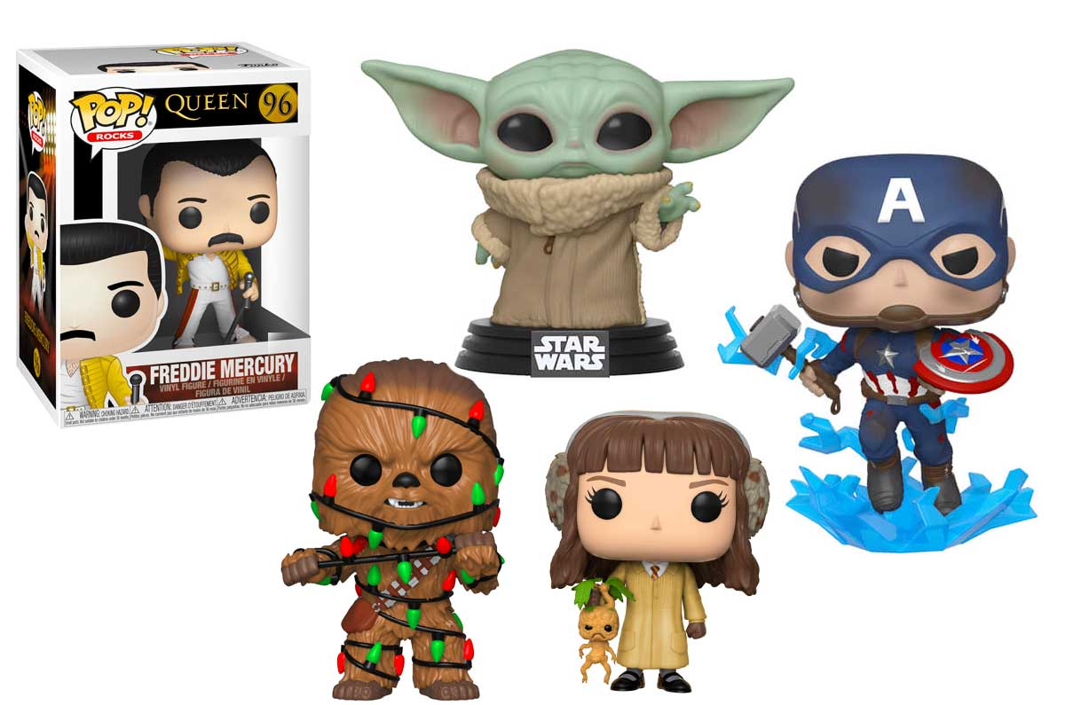 Pop Funko regali nerd su Pop in a box