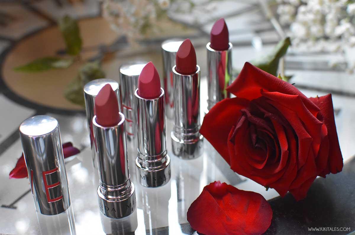 4 colori in gamma dei rossetti One Love