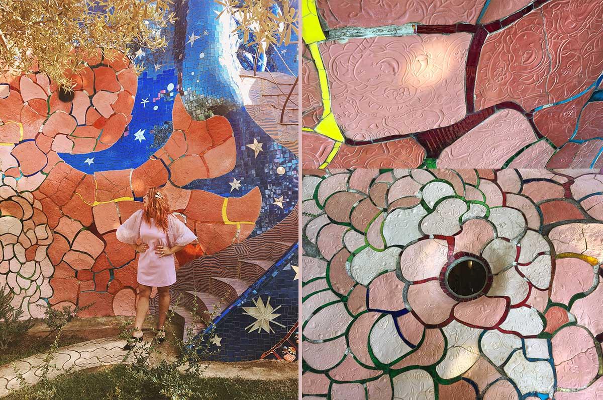Parchi Instagram in Italia il giardino dei tarocchi
