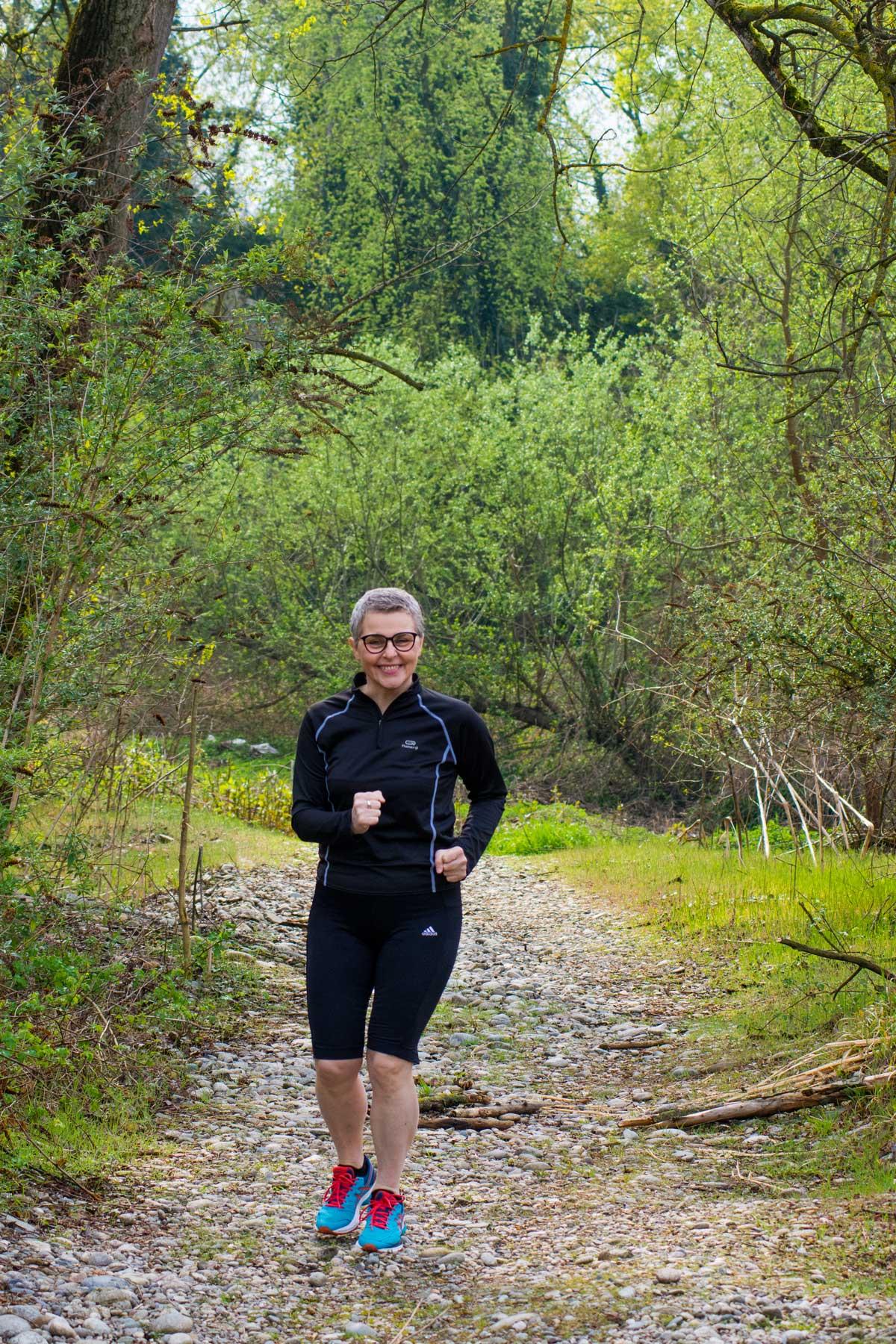 camminando rotolando tra Novara e il Lago Maggiore