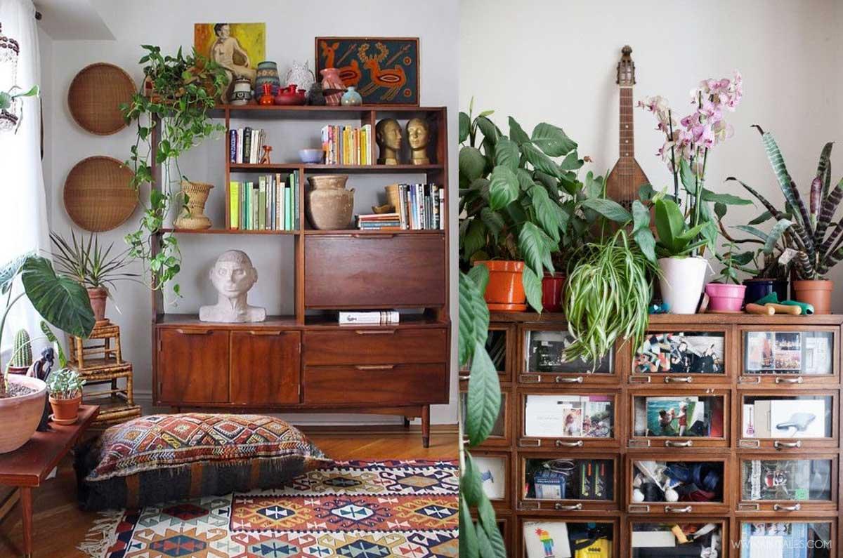 come arredare casa in stile vintage eclettico