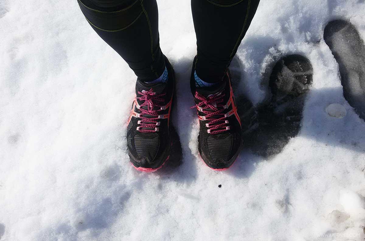 cosa indossare per andare a correre quando fa freddo