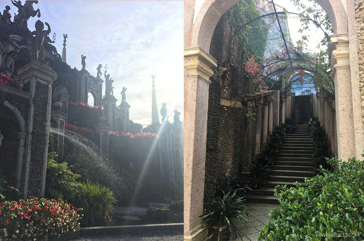 Giardino Barocco dell'Isola Bella