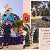 giardino dei tarocchi toscana turismo idee viaggio