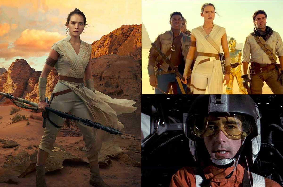 Il lato chiaro della forza con Rey e i ribelli