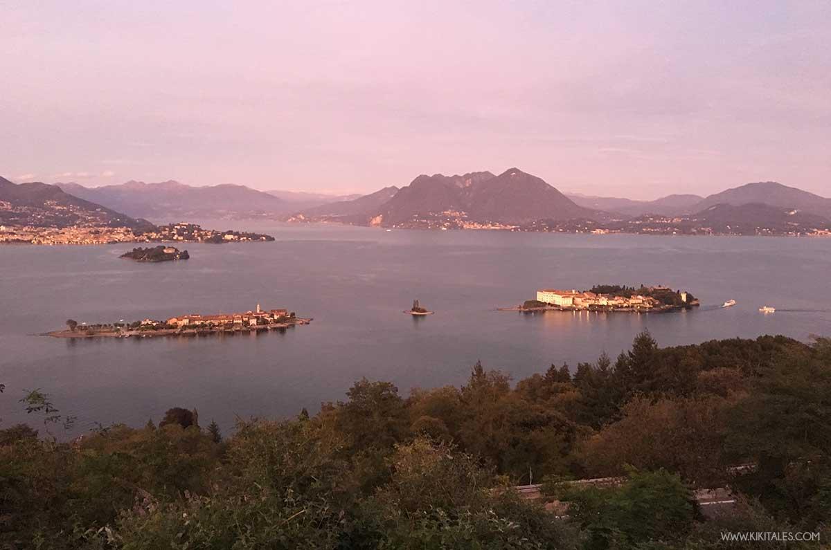 La tre isole del Lago Maggiore