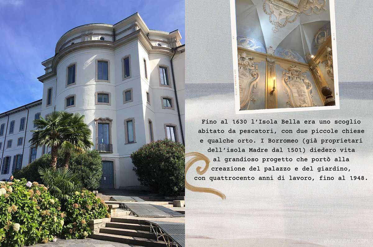 Palazzo Borromeo dell'Isola Bella di Stresa