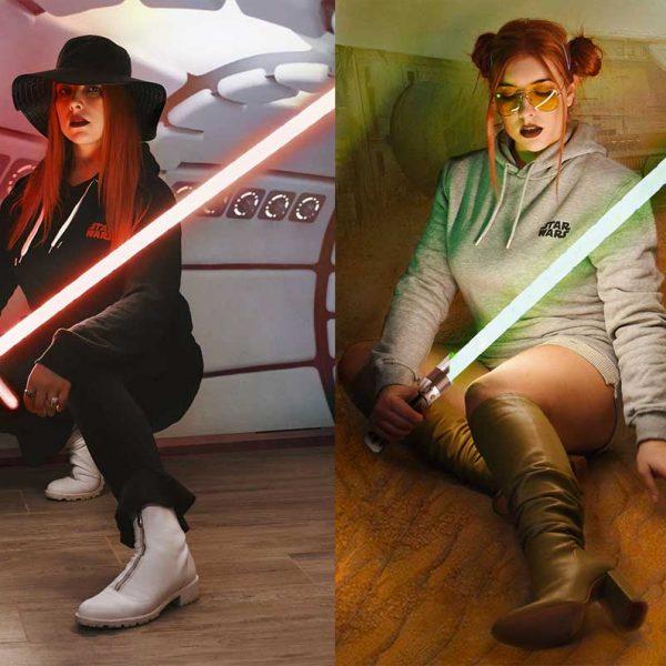 Star Wars inspired look abbigliamento zavvi