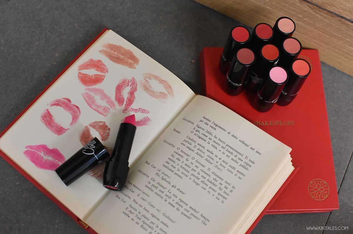 bellaoggi color affair rossetti cremosi