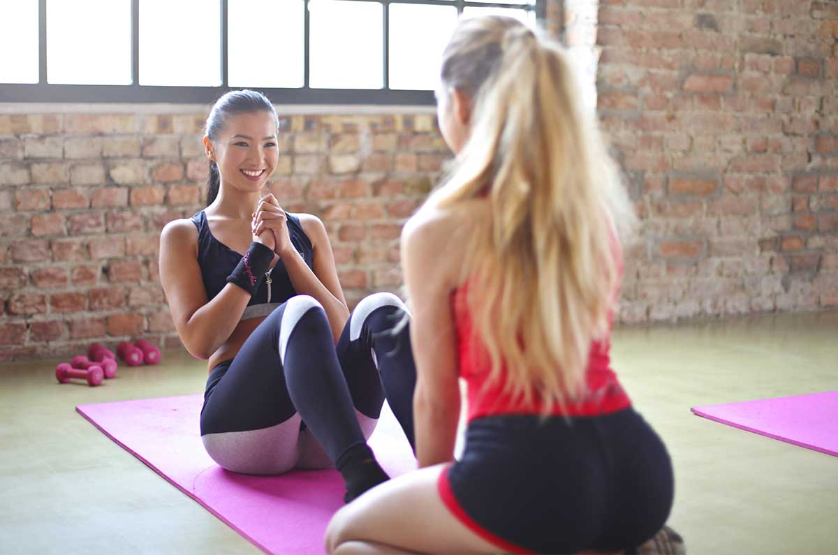 I migliori workout online gratis per allenarsi a casa