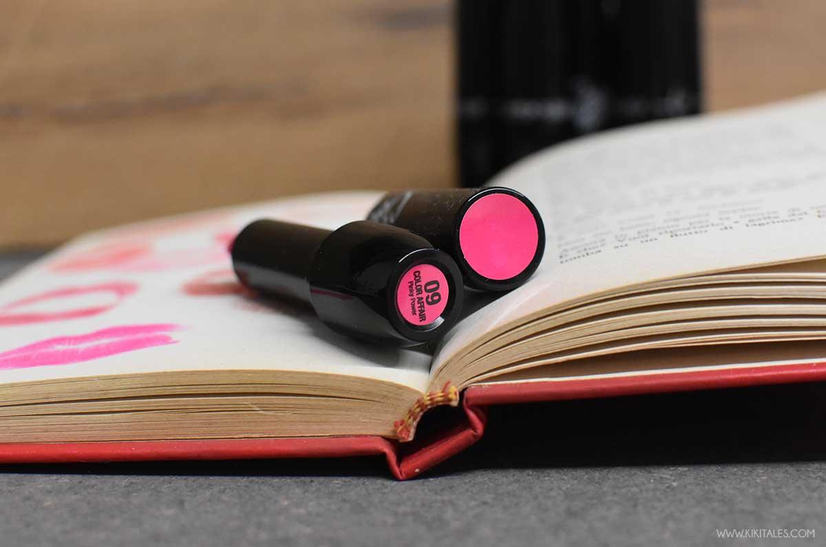 Packaging rossetti BellaOggi Color Affair