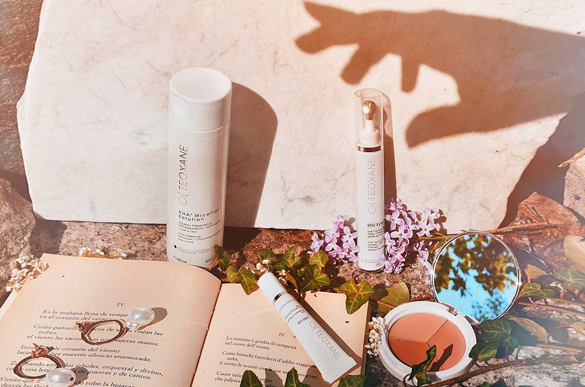 Review Teoxane: skincare con il Kit Cellular [lip] Eye Booster Box