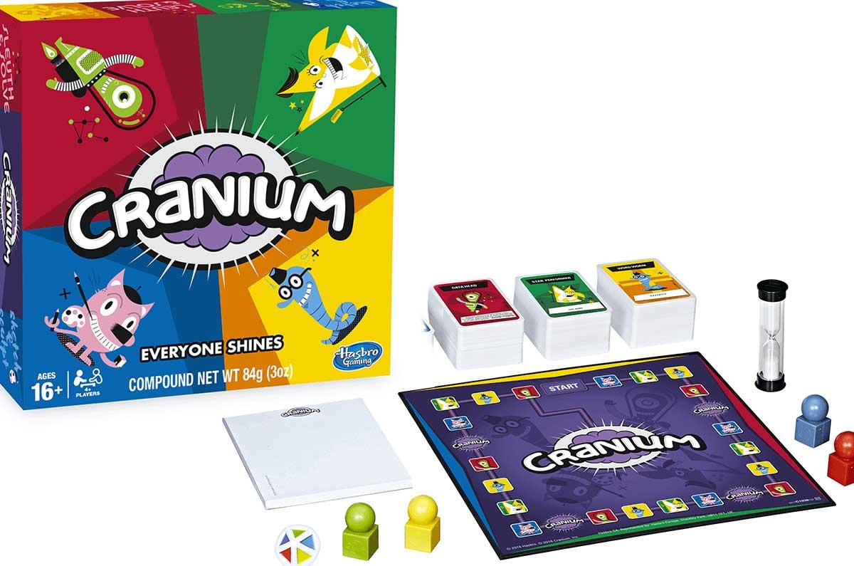 Cranium tra i migliori giochi da tavolo originali per giocare a casa con amici e famiglia
