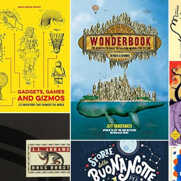 i migliori libri strani per un regalo