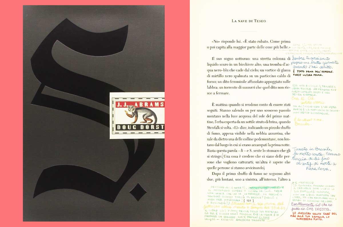 Tra i libri strani più amati al mondo la Nave di Teseo di J.J. Abrams